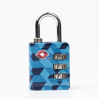 13329 High Quality Zinc Alloy Mini 3 Digital Combination TSA Luggage Lock