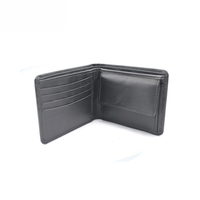 13588C Elegant Design PU Men Wallet with Advanced RFID Secure