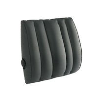 13404B Promotional Waterproof TPU Back Support Car Air Inflatable Seat Cushion Pillow