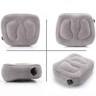 13407 Pain Relief Foot Rest Pillow Sciatica Relief Pillow, Inflatable Foot Rest