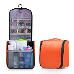 13547 Polyester Foldable Toiletry Bag