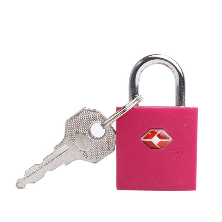 13002NY TSA Luggage Travel Padlock with Keys