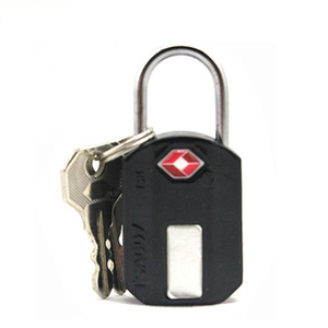 13310 Aluminium TSA Luggage Lock with Keys