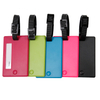 13101 Colored ABS Luggage Tag