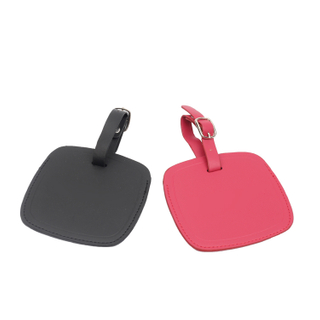 Practical PU Luggage Tag