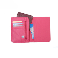 13596P PU Passport Holder For Travel